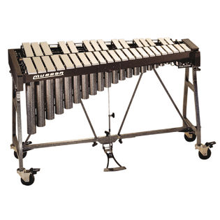 musser 3.0 pro traveler vibraphone with motor