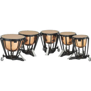 yamaha symphonic hammered copper timpani timpani concert steve weiss music. Black Bedroom Furniture Sets. Home Design Ideas