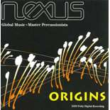 nexus-origins (cd)