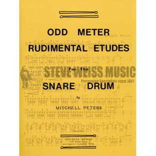 peters-odd meter rudimental etudes