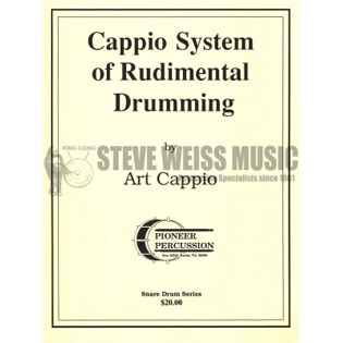 cappio-system of rudimental drumming