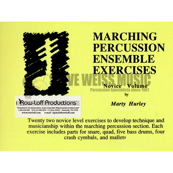 sportschoenen usa goedkope verkoop super schattig Hurley-Marching Perc. Ens. Ex. Int. (CD)
