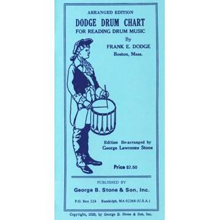 dodge dodge drum chart snare drum method books snare drum steve weiss music. Black Bedroom Furniture Sets. Home Design Ideas