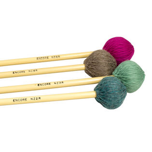 encore gradr nancy zeltsman graduated rattan mallet set