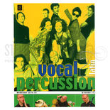 filz-vocal percussion vol. 2: latin (cd)