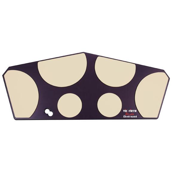 Vic Firth Heavy Hitter Large Quadropad Tenor Practice Pad