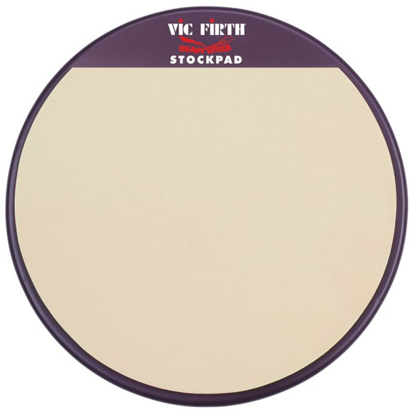 vic firth heavy hitter stock pad marching snare practice pad marching drum tenor practice. Black Bedroom Furniture Sets. Home Design Ideas