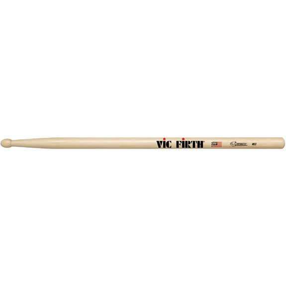 vic firth corpsmaster ms2 snare drumstick marching snare drumsticks marching steve weiss music. Black Bedroom Furniture Sets. Home Design Ideas