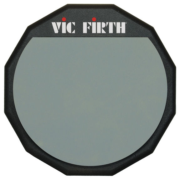 Vic Firth Single Sided Practice Pad 12 Quot Drum Practice