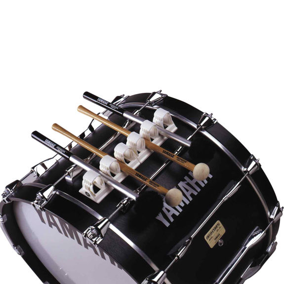 yamaha bass drum mallet holder mbmh 2 marching bass drum accessories marching accessories. Black Bedroom Furniture Sets. Home Design Ideas