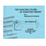 wahlund-dancing colors of nightime firesky, the-steel drs./p sp