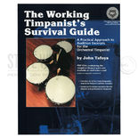 tafoya-working timpanist's survival guide