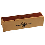 black swamp log drum (log2) - medium 25""