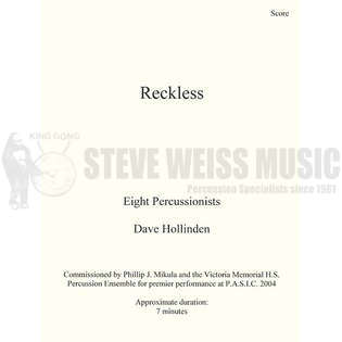 hollinden-reckless p sp