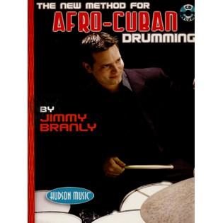 branly-new method for afro-cuban drumming (cd)