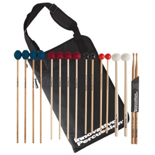 innovative percussion fp3 college primer mallet pack
