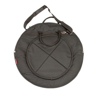 "liberty one cymbal bag - 22"" w/ hi hat pocket (cy22)"