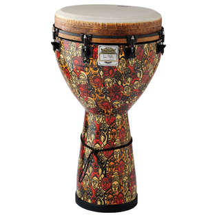 "remo 16"" key-tuned djembe"