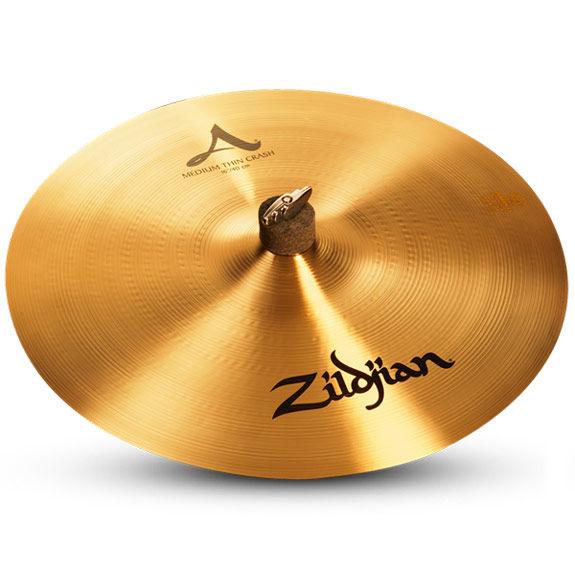 zildjian 16 medium thin crash cymbal crash cymbals cymbals gongs steve weiss music. Black Bedroom Furniture Sets. Home Design Ideas