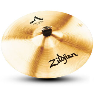 "zildjian 16"" rock crash cymbal"
