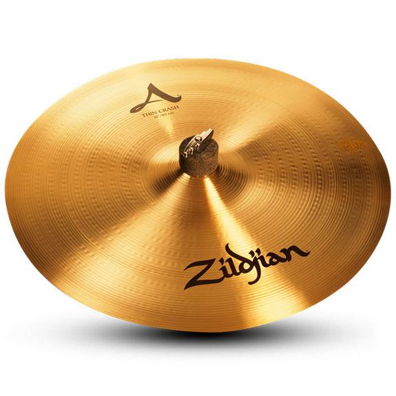zildjian 16 thin crash cymbal crash cymbals cymbals gongs steve weiss music. Black Bedroom Furniture Sets. Home Design Ideas