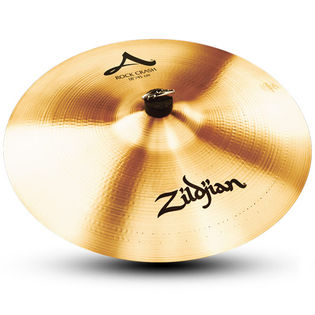 "zildjian 18"" rock crash cymbal"