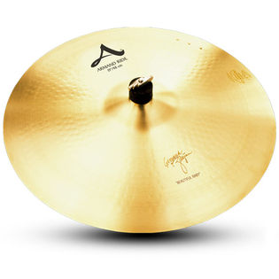 "zildjian 19"" armand zildjian ""beautiful baby"" ride cymbal"