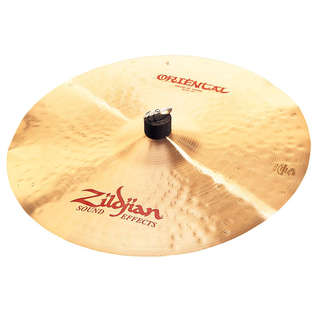 "zildjian 20"" oriental crash of doom cymbal"
