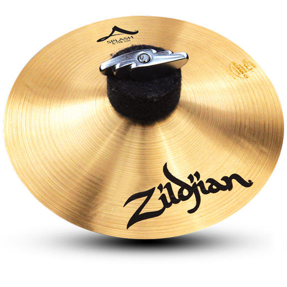 zildjian 6 splash cymbal splash cymbals cymbals gongs steve weiss music. Black Bedroom Furniture Sets. Home Design Ideas