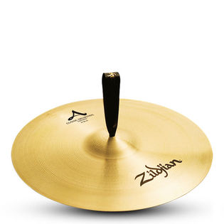 "zildjian 14"" classic orchestral selection suspended cymbal"