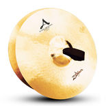 "zildjian 16"" classic orchestral selection med heavy cymbal pair"