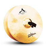 "zildjian 20"" classic orchestral selection med light cymbal pair"