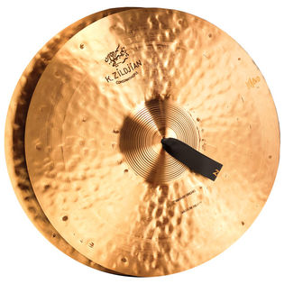 "zildjian 18"" k constantinople vintage orchestral medium heavy cymbal pair"