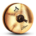 "zildjian 20"" stadium series med heavy cymbal pair"