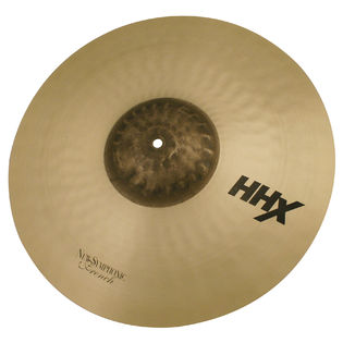 "sabian 18"" hhx new symphonic french cymbals"