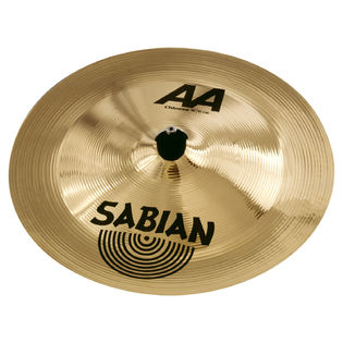 "sabian 16"" aa china cymbal"