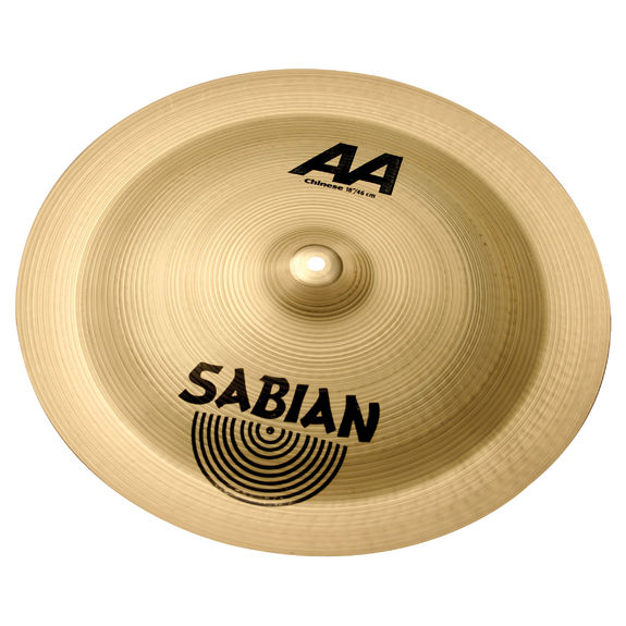 sabian 18 aa china cymbal china cymbals steve weiss music. Black Bedroom Furniture Sets. Home Design Ideas