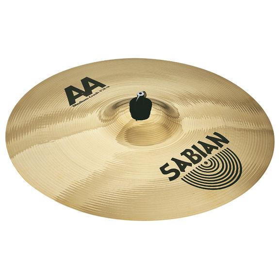 sabian 18 aa medium crash cymbal crash cymbals steve weiss music. Black Bedroom Furniture Sets. Home Design Ideas