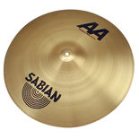 "sabian 20"" aa medium ride cymbal"
