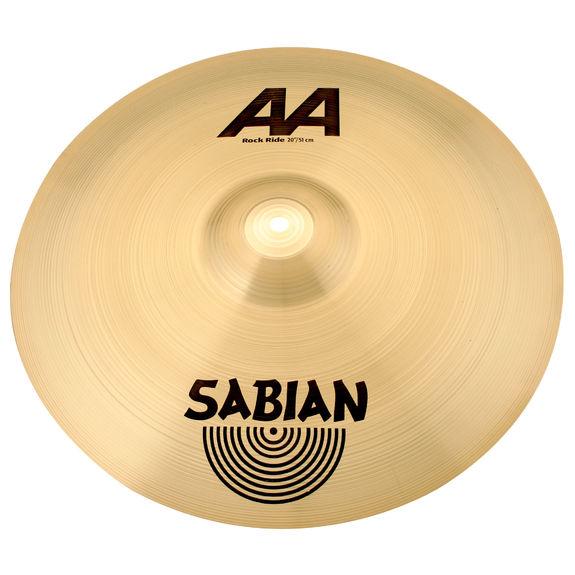 sabian 20 aa rock ride cymbal ride cymbals steve weiss music. Black Bedroom Furniture Sets. Home Design Ideas