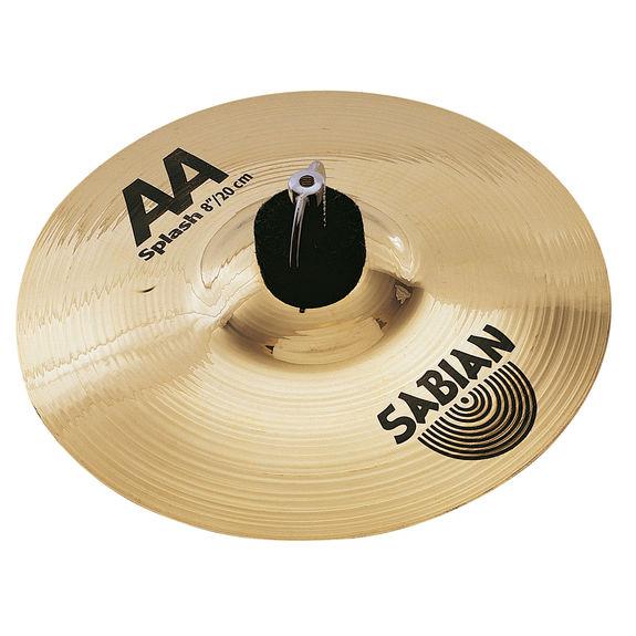 sabian 8 aa splash cymbal splash cymbals steve weiss music. Black Bedroom Furniture Sets. Home Design Ideas