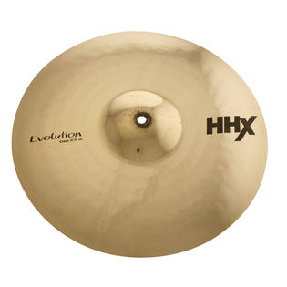 "sabian 16"" hhx evolution crash cymbal"