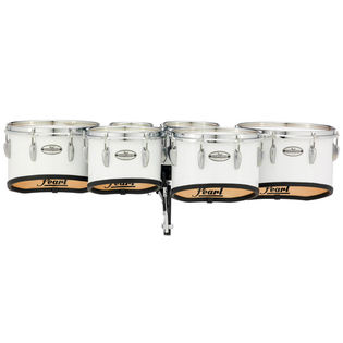 pearl championship shallow-cut series marching tenor set