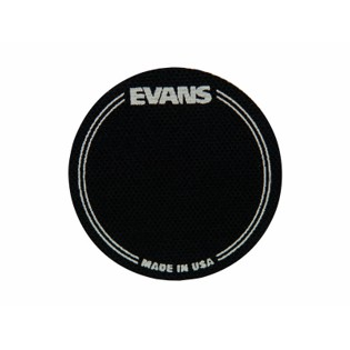 evans eq bass drum patch - nylon single pedal