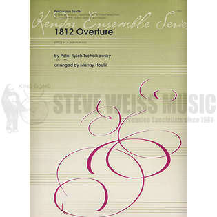 1812 Overture by Peter Tchaikovsky arr  Murray Houllif