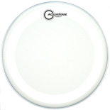 aquarian studio-x texture coated drum head