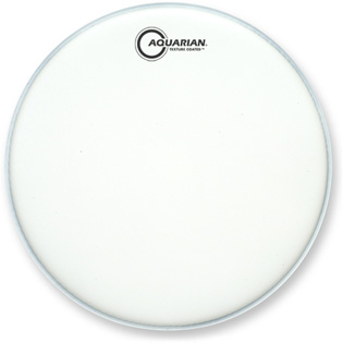 aquarian texture coated drum head