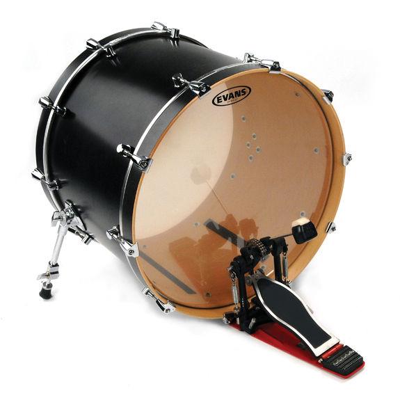 Evans G2 Drum Head : evans g2 batter clear bass drum head evans drum heads steve weiss music ~ Vivirlamusica.com Haus und Dekorationen