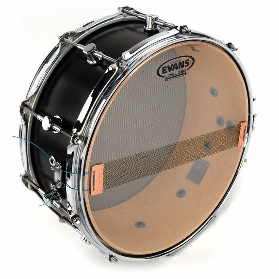evans glass 500 snare side drum head snare side drum heads steve weiss music. Black Bedroom Furniture Sets. Home Design Ideas