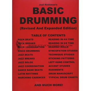 rothman-basic drumming (revised and expanded)